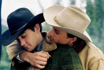 Ennis (Heath Ledger) e Jack (Jake Gyllenhaal)