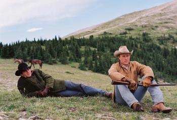 Ennis (Heath Ledger) e Jack (Jake Gyllenhaal)