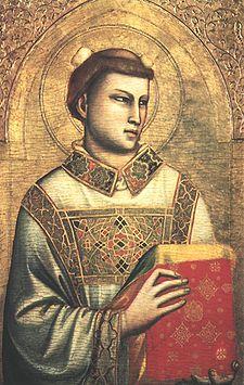Santo Stefano - Opera di Giotto