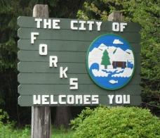 Benvenuti a Forks